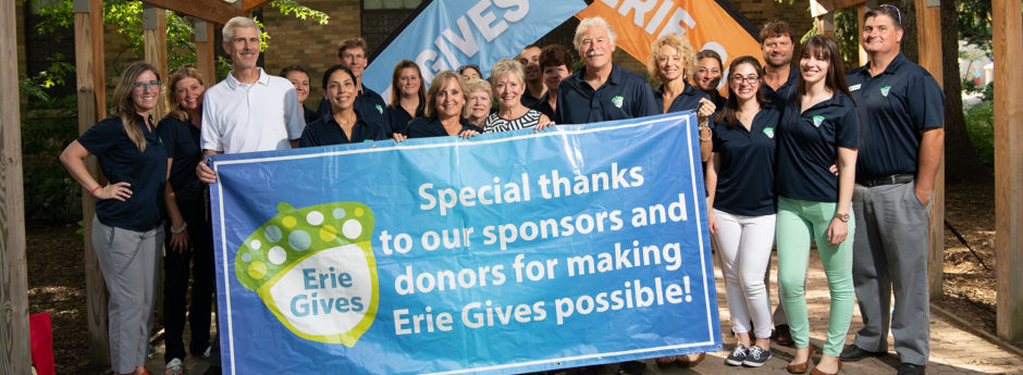Erie Gives Day was a record day for Union City area Nonprofits!