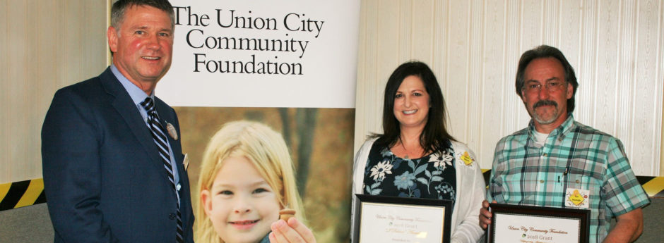 This year during our Annual Dinner we honored the Union City Borough.