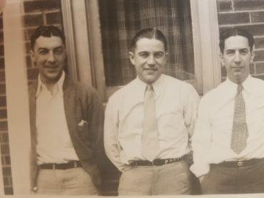 Old photo of LaRue Ottaway.